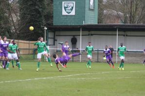Town boost play-off bid with first away league win of year