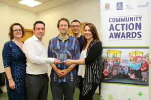 Fuel poverty group given £1,500 grant