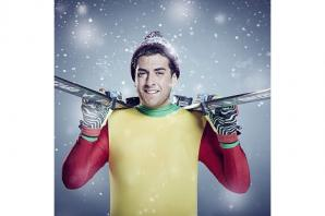James 'Arg' Argent returns to The Jump after Linford Christie injury