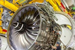 Rolls-Royce profits fall 12% to £1.4bn